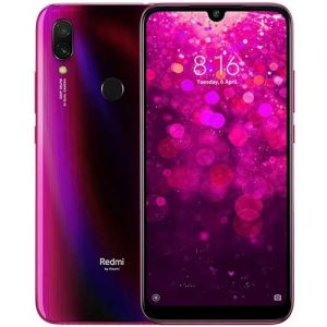 Redmi Y3 Review & Specification