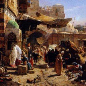 ইহুদি ক্রেতার গল্প